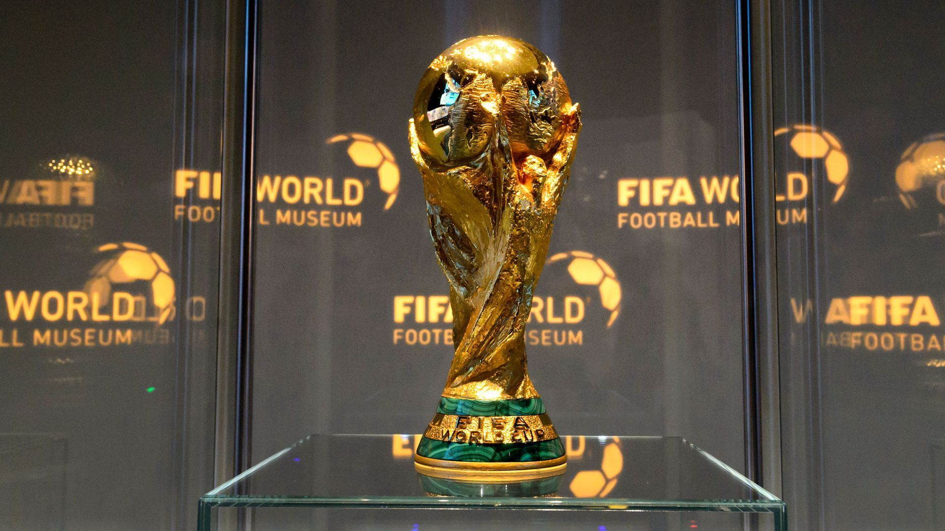FIFA World Cup Trophy Begins 4 Day Tour Of Nigeria In Abuja
