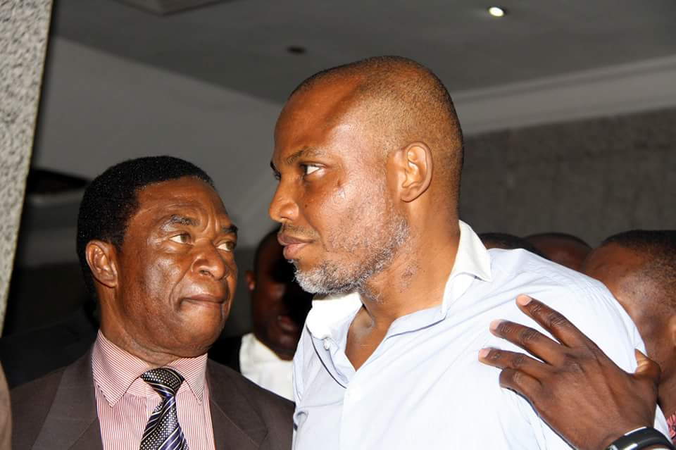 Police Declare Nnamdi Kanu's Lawyer Wanted   The Bridge News
