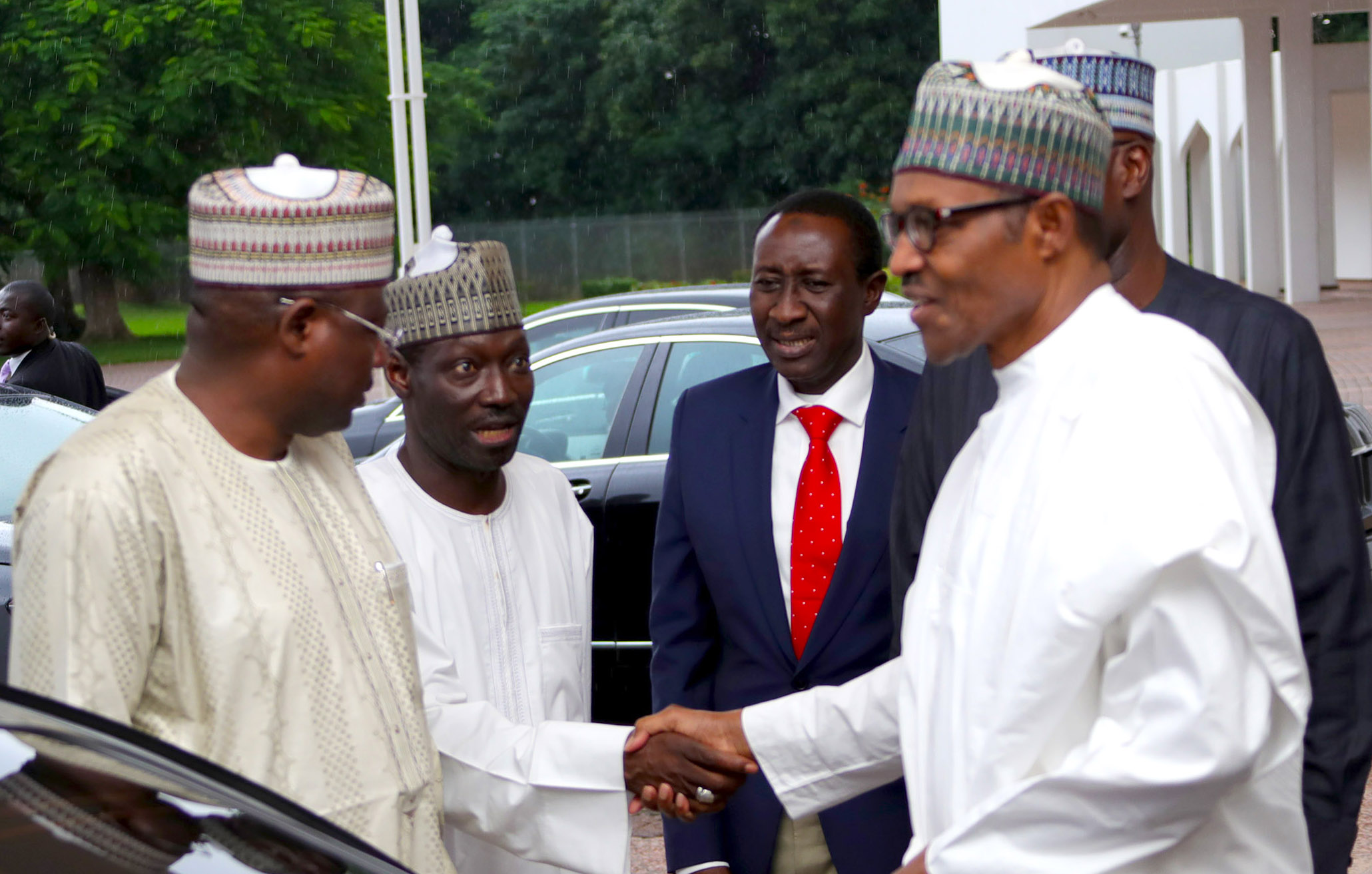 Sallah Message President Buhari Urges The Nation To Rise Above
