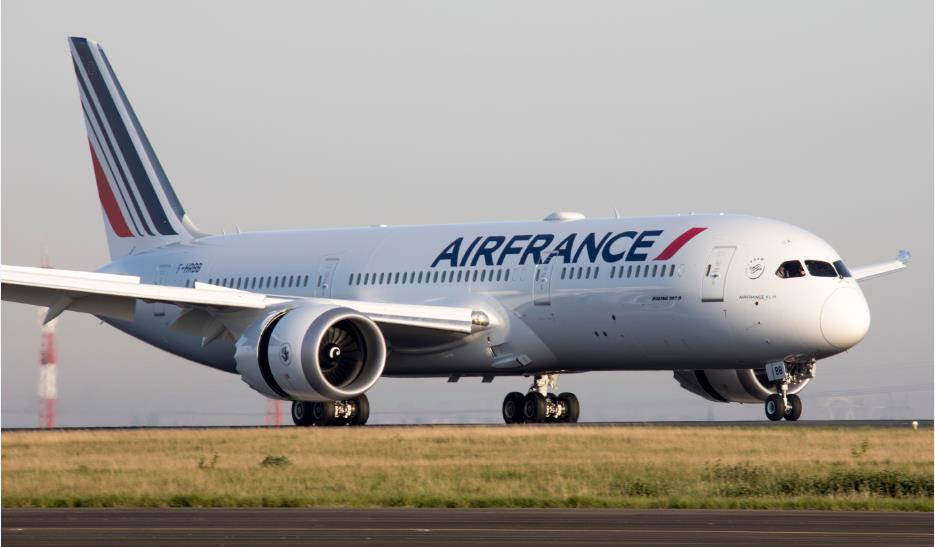Air-France Get Foreigners Amid COVID-19 Fears