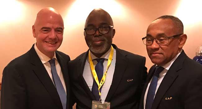 NFF Confirms Receipt Of $1m FIFA COVID-19 Palliatives   The Bridge News